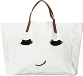 Molo Large tote bag Porcelain Clay
