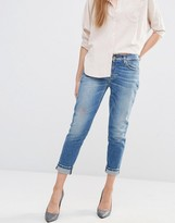 7 For All Mankind Slim Boyfriend Jeans