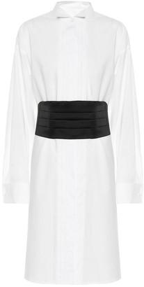 MM6 MAISON MARGIELA Cotton shirt dress