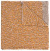 Christian Wijnants leopard pattern scarf