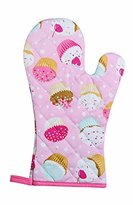 Now Designs Kitchen Style by Basic Mitts, Cupcakes, Set of 2