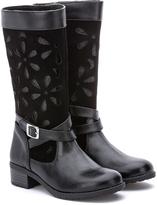 Rachel Black Smooth Lakeland Boot