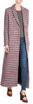 MSGM Virgin Wool Maxi Coat