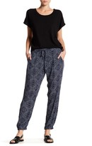 Velvet by Graham & Spencer Janalee Printed Joggers