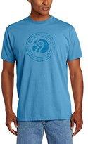 Margaritaville Men's Short Sleeve Icon Print T Shirt