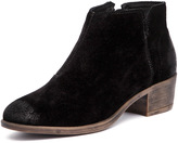 I Love Billy Abley Black Suede