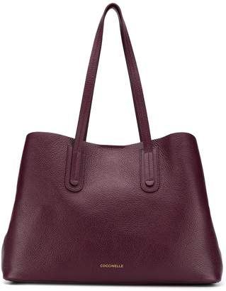Coccinelle top-handle tote bag