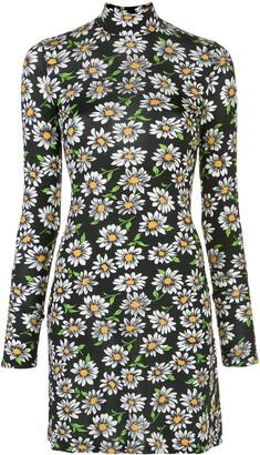 M Missoni floral print mini dress