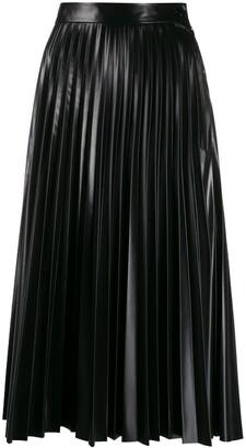 MM6 MAISON MARGIELA Pleated Midi Skirt