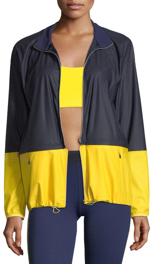 Monreal London Action Wind-Resistant Performance Jacket