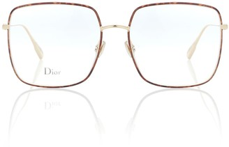 Christian Dior DiorStellaire square glasses