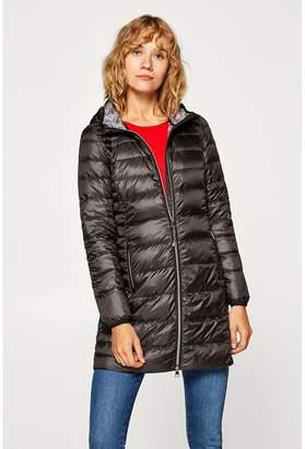 Esprit Mid-Length Hooded Padded Jacket