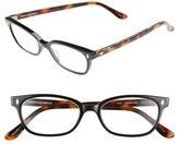 Corinne McCormack Women's 'Cyd' 50Mm Reading Glasses - Black Leopard