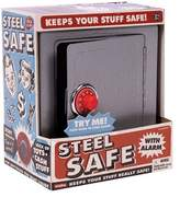 Schylling Steel Safe With Alarm.