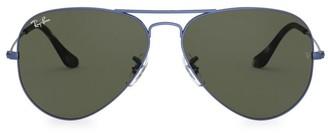 Ray-Ban 58MM Aviator Sunglasses