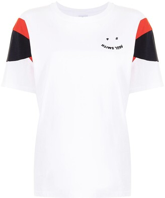 Paul Smith graphic-print T-shirt