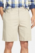 Vineyard Vines 'Summer' 9 Inch Flat Front Twill Shorts