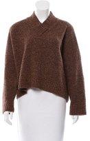 eskandar Oversize Wool Sweater
