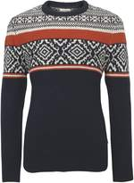 Fat Face Clementine Fairisle Crew Neck Jumper