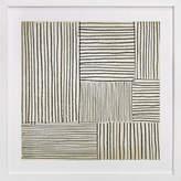 Minted Sketchy Lines #3 Art Print