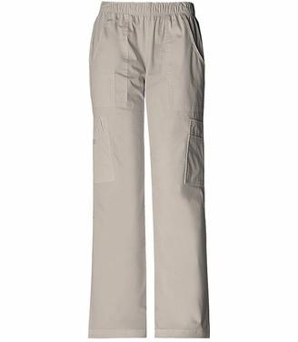 Cherokee Women's Workwear Scrubs Core Stretch Pull-On Cargo Pant