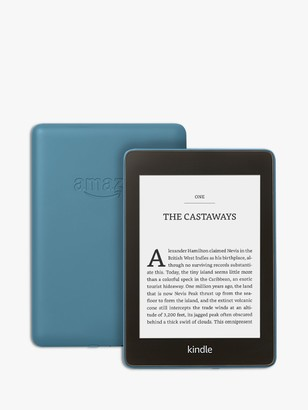 Amazon Kindle Paperwhite, Waterproof eReader, 6 High Resolution Illuminated Touch Screen, Built-In Audible, 32GB