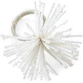 Kim Seybert Snowball Napkin Ring