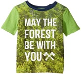Hatley May the Forest Be with You Short Sleeve Tee Boy's T Shirt