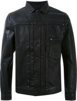 Hl Heddie Lovu coated denim jacket