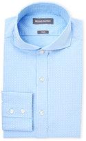 Michael Bastian Blue Trim Fit Dress Shirt
