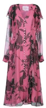 Carolina Herrera 3/4 length dress