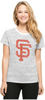 '47 Women's San Francisco Giants Sparkle Stripe T-Shirt