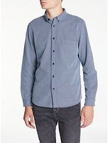 Levi's Standard Long Sleeve Shirt, Indigo Dobby