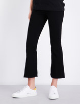 Hudson Mia flared mid-rise jeans