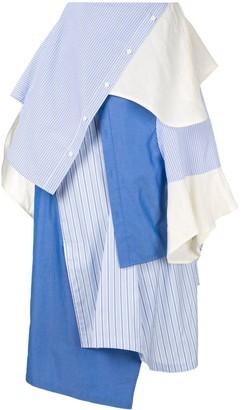 Enfold Deconstructed Shirt Maxi Skirt