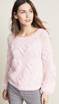 Chaser Hearts Sweater