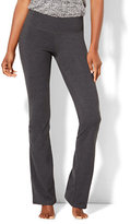 New York & Co. Lounge - Bootcut Pant - Graphite Heather Grey