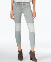 Hudson Suzzi Patched Skinny Jeans