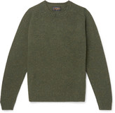 Beams Plus - Mélange Wool Sweater