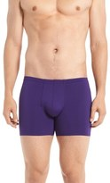 Naked Men's 'Active' Microfiber Boxer Briefs