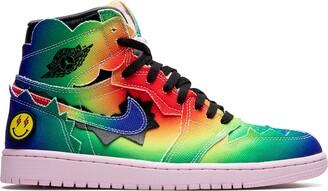 "Jordan Air 1 Retro High J. Balvin ""Colores y Vibras"" sneakers"