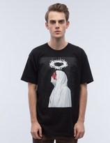 Black Scale Thorned S/S T-Shirt
