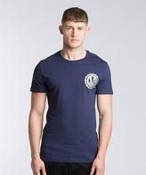 Versace Small Logo Foil T-Shirt