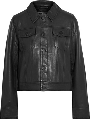 Walter Baker Laine Leather Jacket