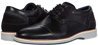 Bullboxer Kordell (Black) Men's Shoes