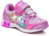 Nickelodeon Paw Patrol Toddler Light-Up Sneaker - Girl's