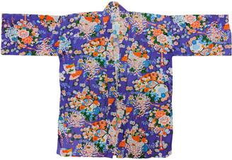 Non Signã© / Unsigned Kimono Multicolour Cotton Jackets