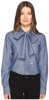 DSQUARED2 Bow Shirt Women's Clothing