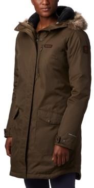 Columbia Women's Suttle Mountain Long Insulated Jacket