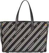 Givenchy Medium Bond Chain Jacquard Tote